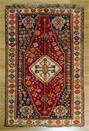 Sale 8643C - Lot 61 - Persian Shiraz 240cm x 153cm