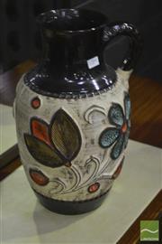 Sale 8287 - Lot 1084 - West German Pottery Vase
