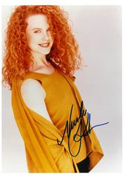 Sale 8555A - Lot 5020 - Nicole Kidman
