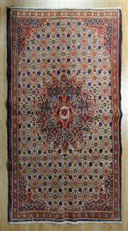 Sale 8653C - Lot 84 - Persian Husseinabad 190cm x 105cm