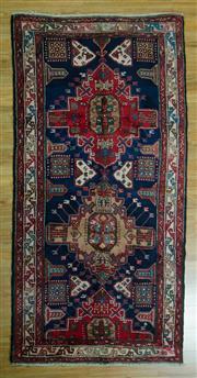 Sale 8643C - Lot 63 - Persian Saruk 255cm x 130cm