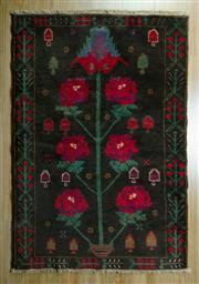 Sale 8653C - Lot 85 - Persian Baluchi 148cm x 85cm