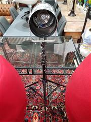 Sale 8777 - Lot 1034 - Tripod Based Standard Lamp