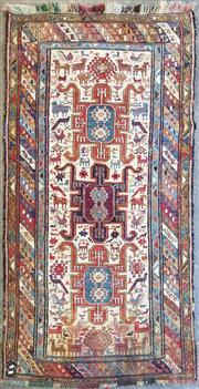 Sale 8959 - Lot 1011 - Pictorial Turkish Kilim (195 x 100cm)