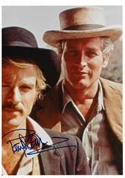 Sale 8555A - Lot 5066 - Paul Newman & Robert Redford Butch Cassidy