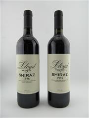Sale 8385 - Lot 697 - 2x 1996 Coriole Lloyd Reserve Shiraz, McLaren Vale