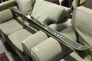 Sale 8499 - Lot 1088 - Pair of Vintage Combi Skis with Marker Foot Bindings
