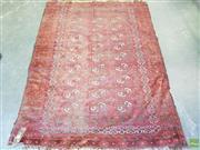 Sale 8570 - Lot 1059 - Vintage Persian Turkoman (190 x 140cm)