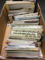 Sale 8618 - Lot 54 - Large Collection of First Day Covers and Stamps, including Bicentennial, Olympic and Royal editions