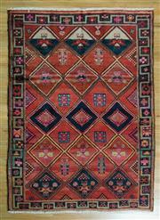 Sale 8643C - Lot 65 - Persian Shiraz 205cm x 145cm