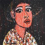 Sale 8880A - Lot 5005 - Yosi Messiah (1964 - ) - Night Glow 85 x 85 cm