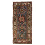 Sale 9061C - Lot 58 - Antique Caucasian Leshgi, Circa 1950, 133x290cm, Handspun Wool
