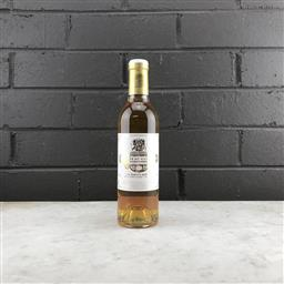 Sale 9089 - Lot 575 - 2007 Chateau Coutet, 1er Cru Classe, Sauternes-Barsac - 375ml half-bottle