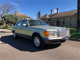 Sale 9157V - Lot 2 - 1982 Mercedes-Benz 280SE,
