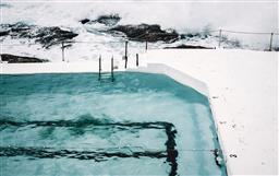 Sale 9252A - Lot 5004 - ICEBERGS POOL AT BONDI BEACH giclee 84 x 134 cm )frame: 105 x 155 x 4 cm)