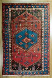Sale 8643C - Lot 66 - Persian Hamadan 210cm x 135cm