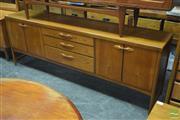 Sale 8338 - Lot 1032 - Nathan Teak Sideboard