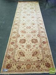 Sale 8545 - Lot 1017 - Cadrys Afghan Hezari Rug (388 x 125cm)