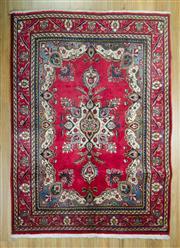 Sale 8653C - Lot 89 - Persian Tabriz 195cm x 140cm