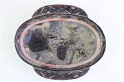 Sale 8840S - Lot 676 - Lacquered Chinese Dish