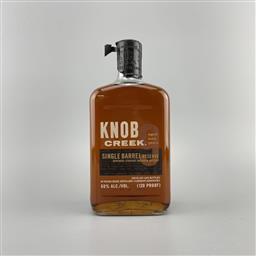 Sale 9250W - Lot 749 - Knob Creek Distillery Single Barrel Reserve 9YO Kentucky Straight Bourbon Whiskey - 60% ABV, 700ml