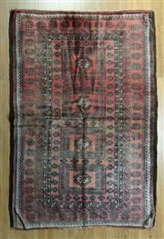 Sale 8653C - Lot 90 - Vintage Persian Baluchi 170cm x 115cm