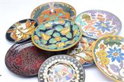Sale 8701 - Lot 99 - Gouda Selection Of Plates And Dishes