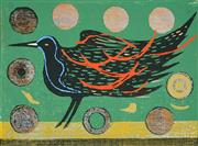 Sale 8794A - Lot 5060 - Yoshiharu Kimura (1934 - ) (4 works) - Various Bird Scenes, 1971 - 1974 29 x 24.5cm; 17.5 x 27cm; 27.5 x 15cm; 20 x 15cm