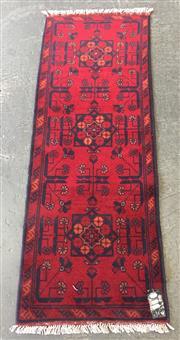 Sale 8893 - Lot 1053 - Afghan Khalmohammadi (150 x 50cm)