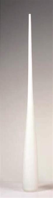 Sale 8402B - Lot 79 - Murano Art Glass Flute Vase, signed - 75cm high
