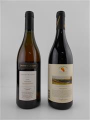 Sale 8454W - Lot 73 - 2x 1998 Wines - 1x Geoff Weaver Pinot Noir, Lenswood; 1x Jacobs Creek Limited Release Chardonnay, Padthaway