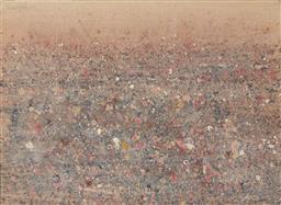 Sale 9096A - Lot 5012 - Basil Hadley (1940 - 2006) - Untitled, 1977 57.5 x 79 cm (frame: 75 x 95 x 3 cm)