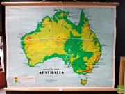 Sale 8478 - Lot 2023 - Chas. H Scully Map of Australia