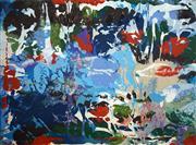 Sale 8492 - Lot 517 - James Clifford (1936 - 1987) - Untitled, 1986 91.5 x 122cm