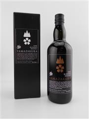Sale 8514 - Lot 1734 - 1x Sasanokawaw Shuzo Yamazakura Blended Japanese Whisky - in box