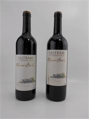 Sale 8519W - Lot 28 - 2x 2004 Saltram Mamre Brook Cabernet Sauvignon, Barossa Valley