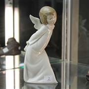 Sale 8362 - Lot 2 - Lladro Angel Figure
