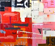 Sale 8408 - Lot 534 - Michael Jeffery (1965 - ) - The Thirst 4 Hunger, 2008 150 x 180cm