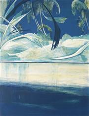 Sale 8867 - Lot 514 - Arthur Boyd (1920 - 1999) - Shoalhaven Quartet III, 1988 75.5 x 59 cm