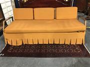 Sale 8822 - Lot 1105 - Vintage Parker Daybed with Rattan Back