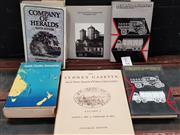 Sale 8822B - Lot 726 - 6 Volumes incl. 2 vols. Manuel, D.L. Men & Machines the Brambles Story; South Pacific Enterprise; The Colonial Sugar Co. Ltd;Sou...