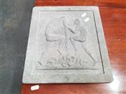 Sale 8834 - Lot 1048 - Pair Of 1930s Decorative Moulds Made Of Cast Aluminium