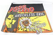Sale 8940 - Lot 73 - Vintage Rock Posters Incl Rose Tatooo (2)