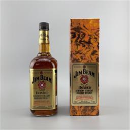Sale 9250W - Lot 744 - Jim Beam Bonded - No.12 Formula Kentucky Straight Bourbon Whiskey - 50% ABV, 1000ml in box