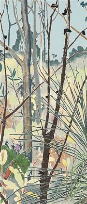 Sale 8791 - Lot 550 - Cressida Campbell (1960 - ) - The Bush 50 x 32cm
