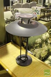 Sale 8499 - Lot 1078 - Metal table Lamp