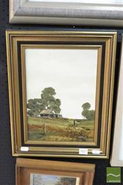 Sale 8506 - Lot 2007 - Michael Taylor - Walking Home, 1978 29 x 21cm