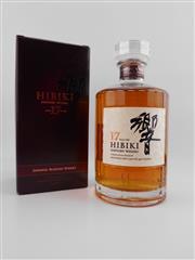 Sale 8514 - Lot 1728 - 1x Suntory Whisky 17YO Hibiki Blended Japanese Whisky - in box