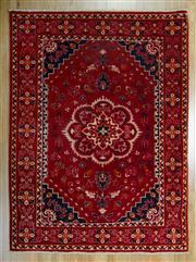 Sale 8643C - Lot 74 - Afghan Chobi Beljic 132cm x 99cm