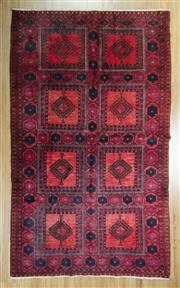 Sale 8653C - Lot 92 - Afghan Qunduzi 210cm x 125cm